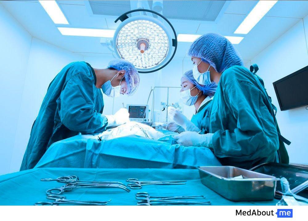 Операции на сердце