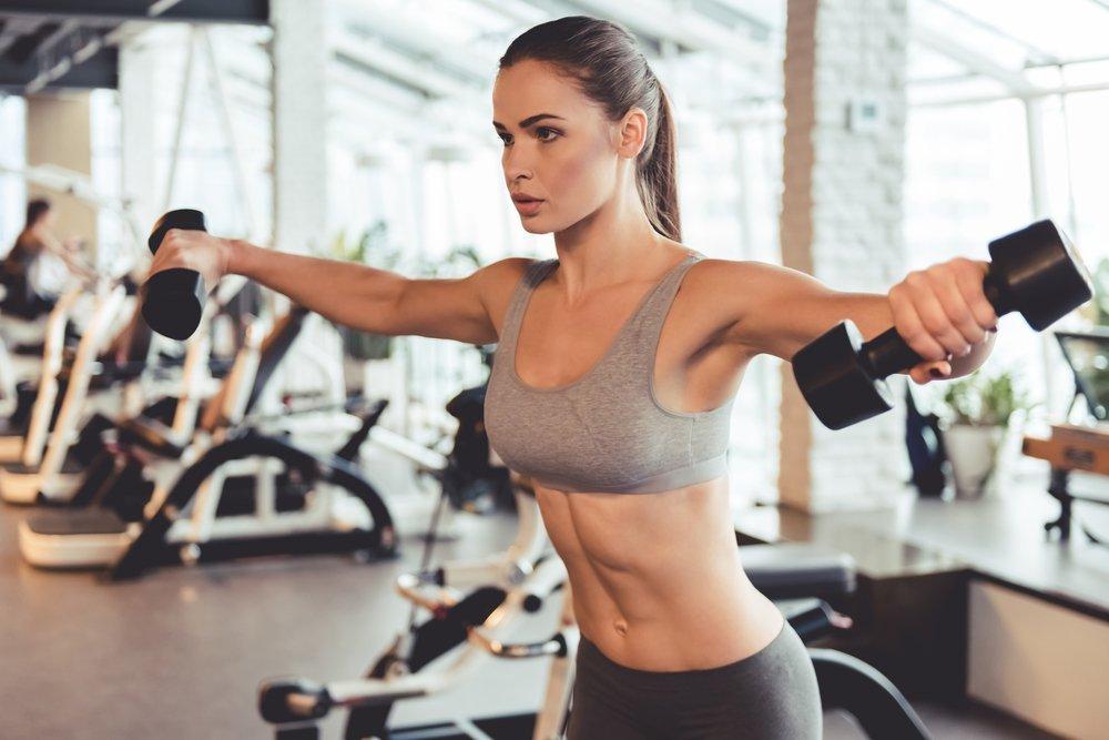 Упражнения для проработки рук и плечевого пояса