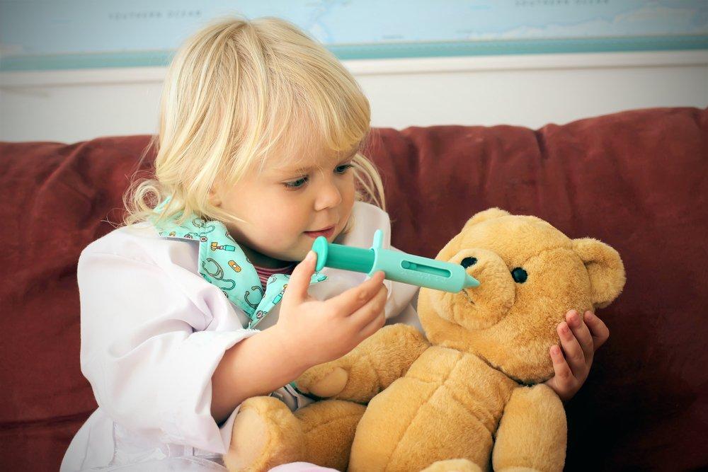 Причины гриппа у детей
