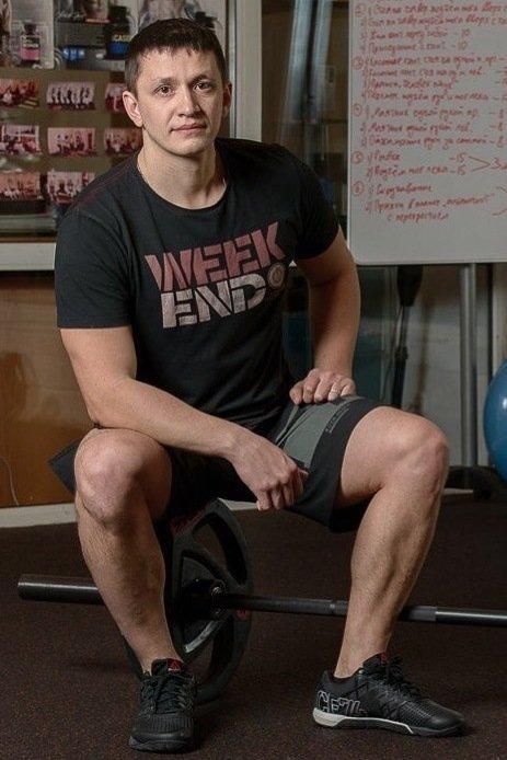 Александр Бишаров, эксперт по снижению веса и сертифицированный фитнес тренер FISAF. Основатель Студии снижения веса и улучшения качества тела «ТурбоФитнес»