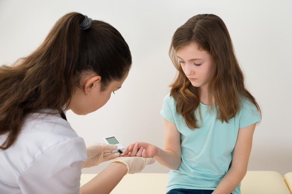 Диабет у детей — актуальность проблемы