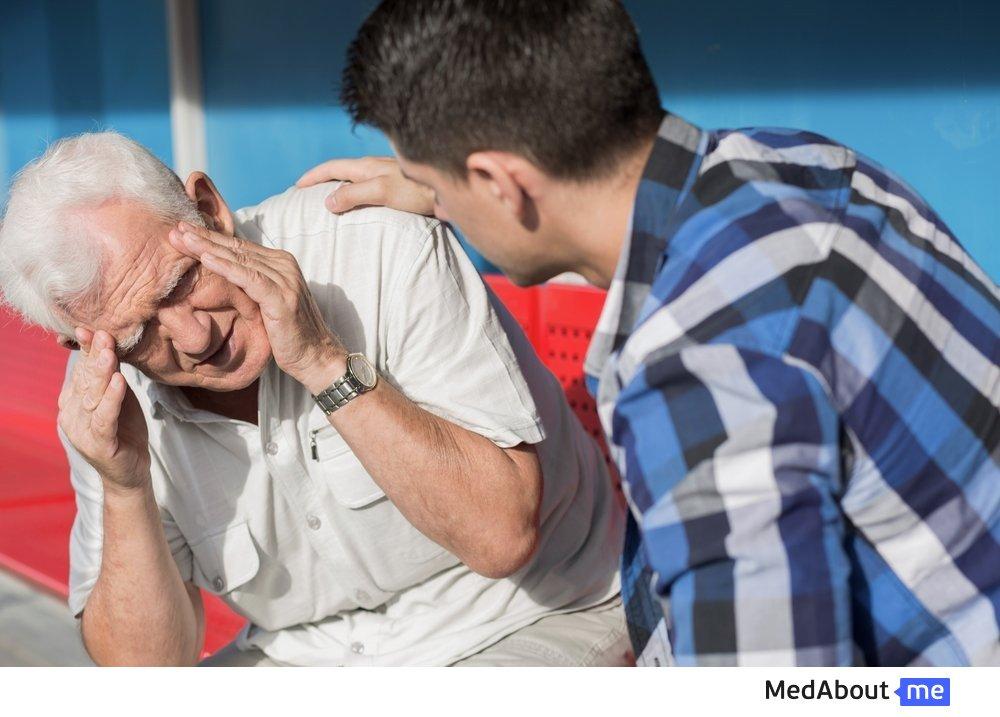 Головокружение у пожилых людей