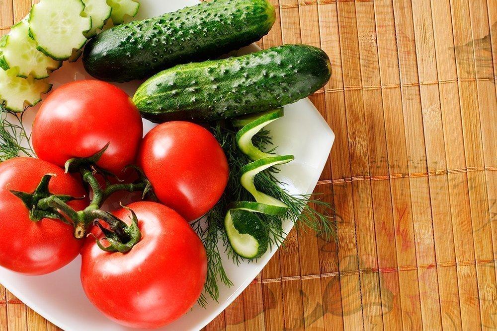 Каким овощам нужно отдавать предпочтение?