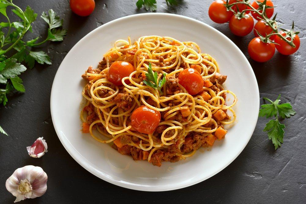 Нюансы приготовления спагетти по-флотски