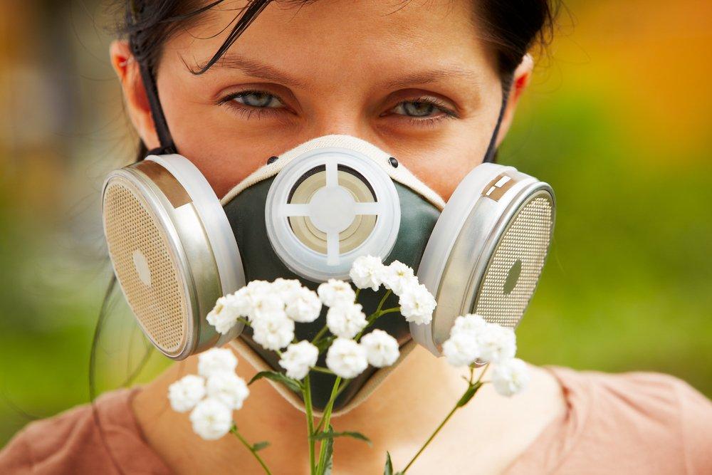 Аллергия и пыльца