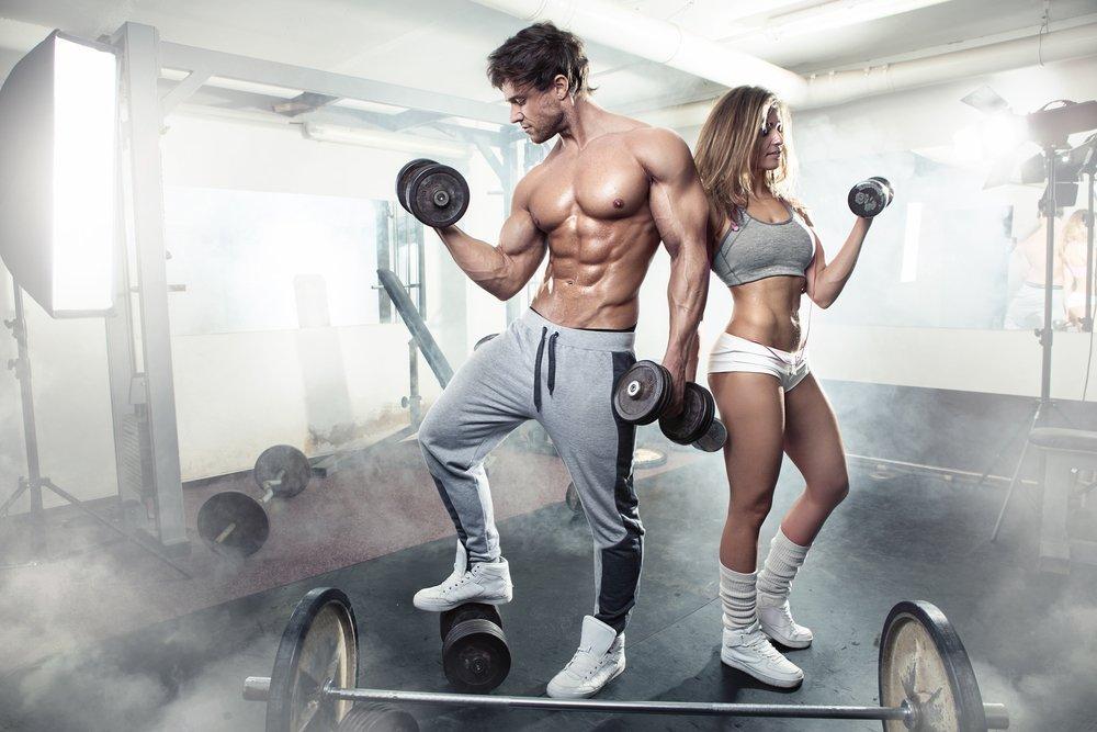 Упражнения для избавления от жира на плечах