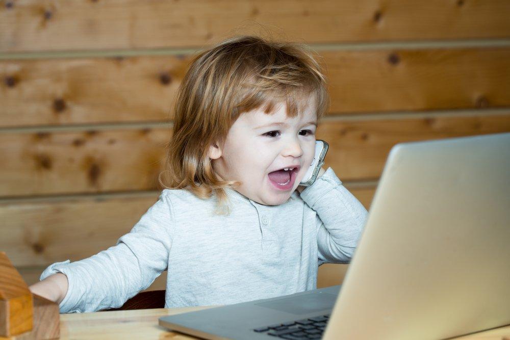 Дети в мире интернета