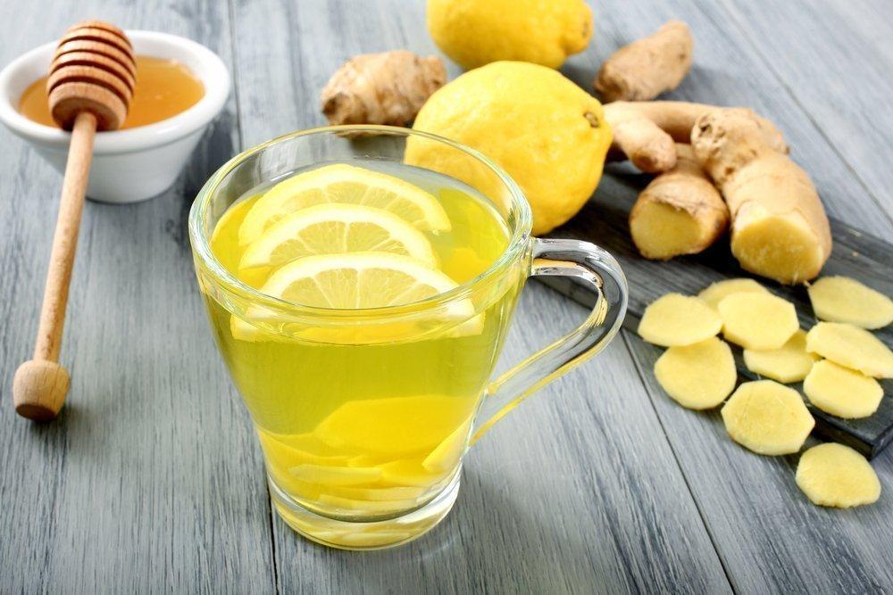 Горячий имбирный лимонад защитит от ОРВИ