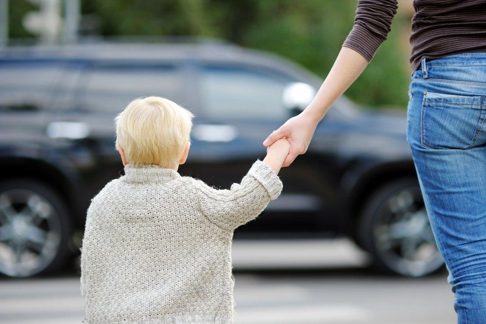 Развитие ребенка и дорожное движение