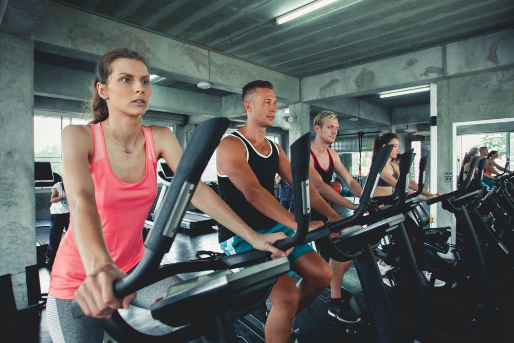 Виды занятий фитнесом с велотренажером