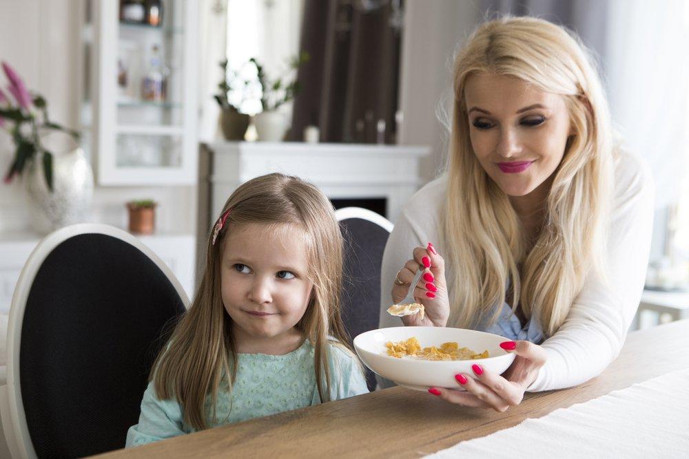 «Ребенку все самое лучшее»: мама-перфекционистка