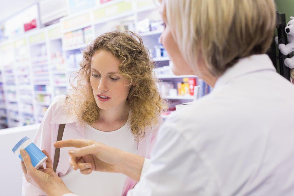 Перечень лекарств отпускаемых по рецепту