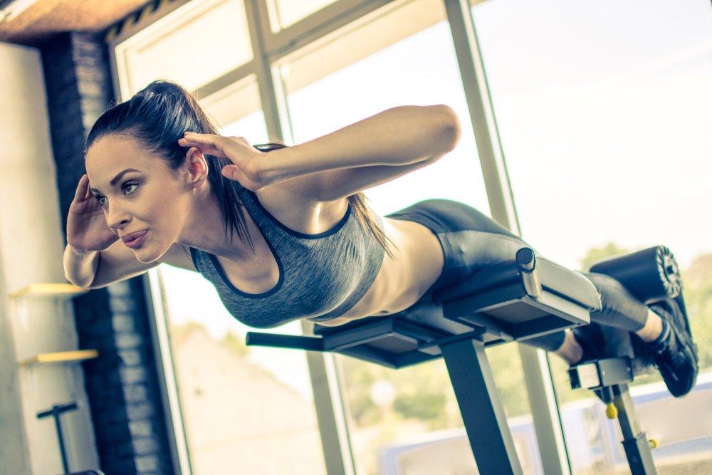 Гиперэкстензия: кому необходимо это упражнение