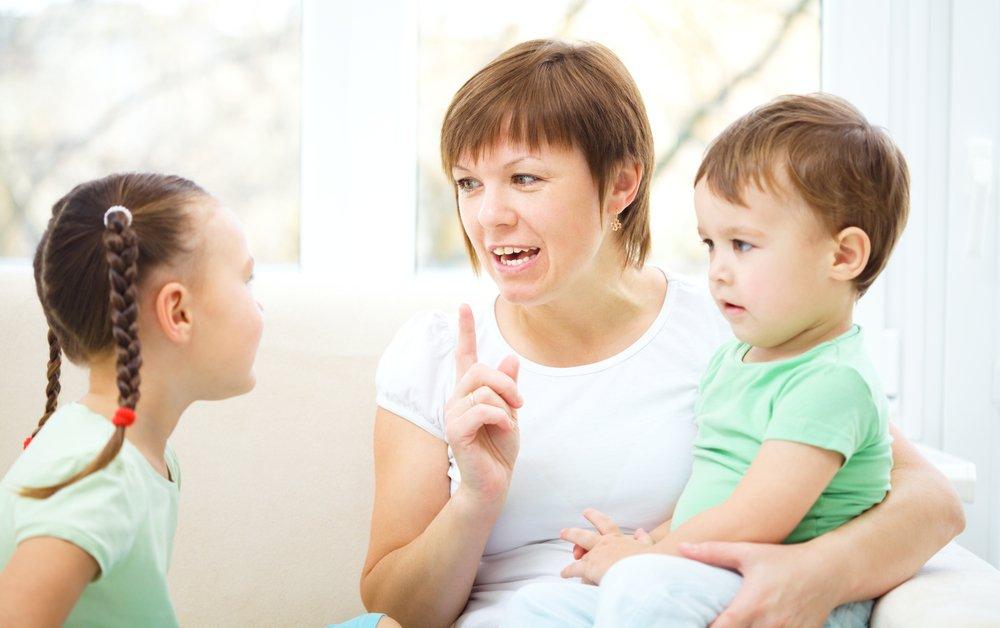 Дислалия: дефекты анатомии и особенности детства
