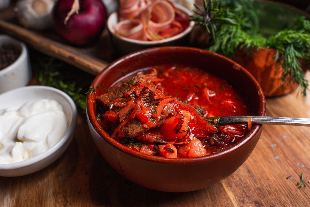 Супы, оладьи, котлеты