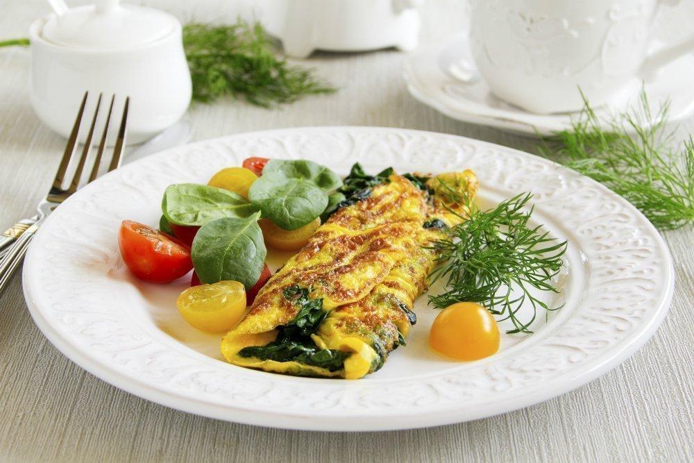 Рецепты с фото блюд со шпинатом