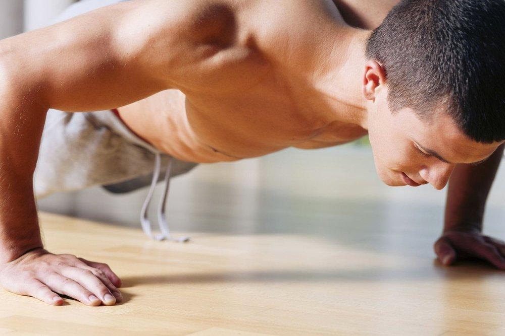 Разработка индивидуального комплекса упражнений
