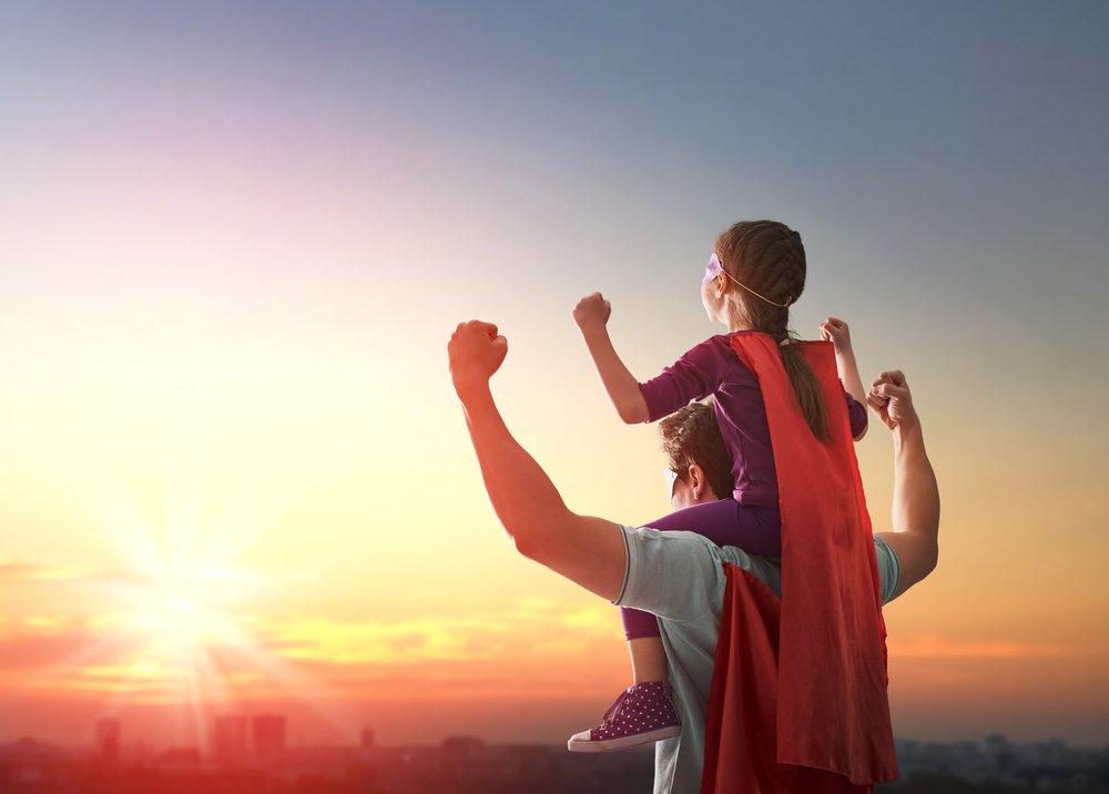 Зачем детям быть сильными?
