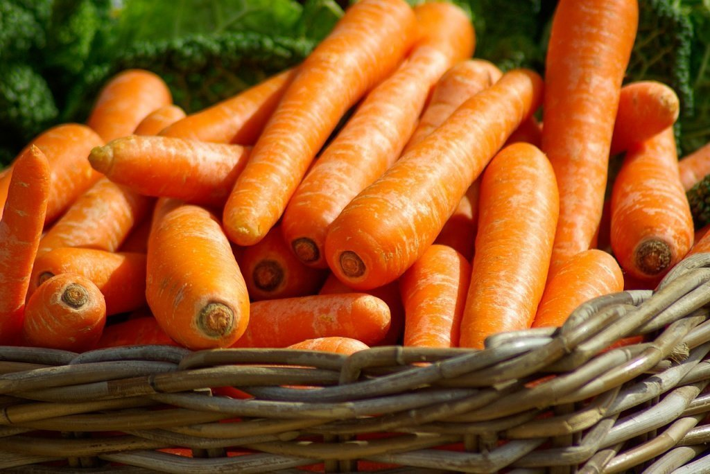Диеты на морковке