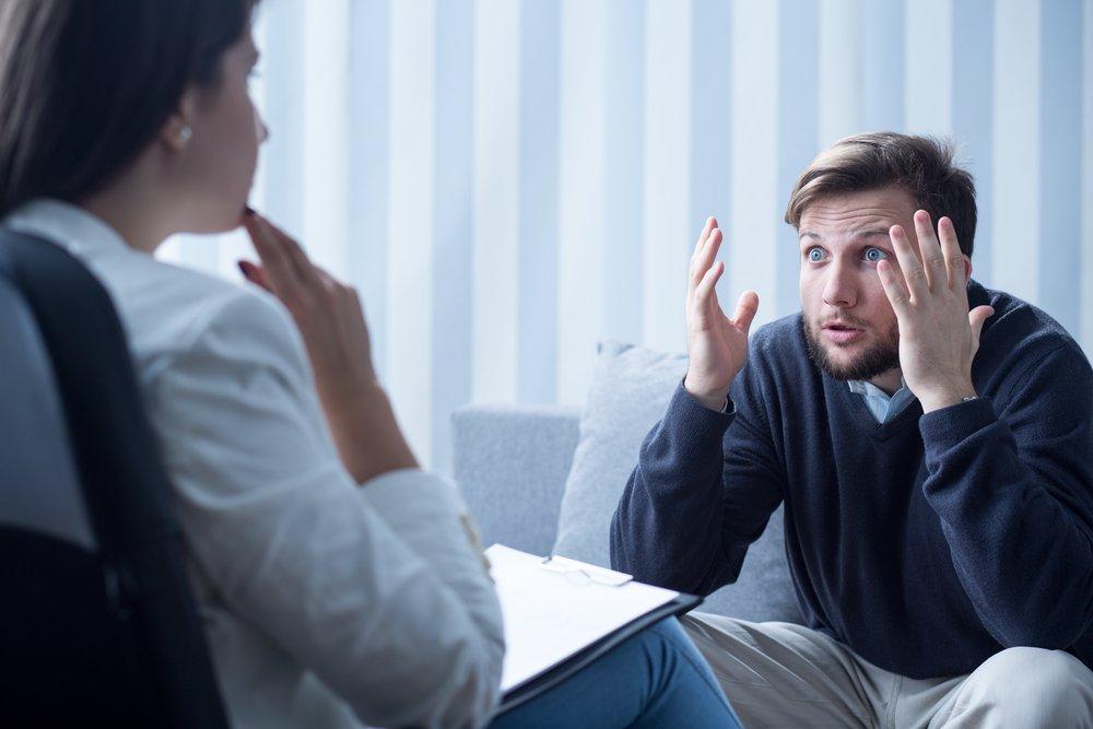 Психотерапия при невротических состояниях