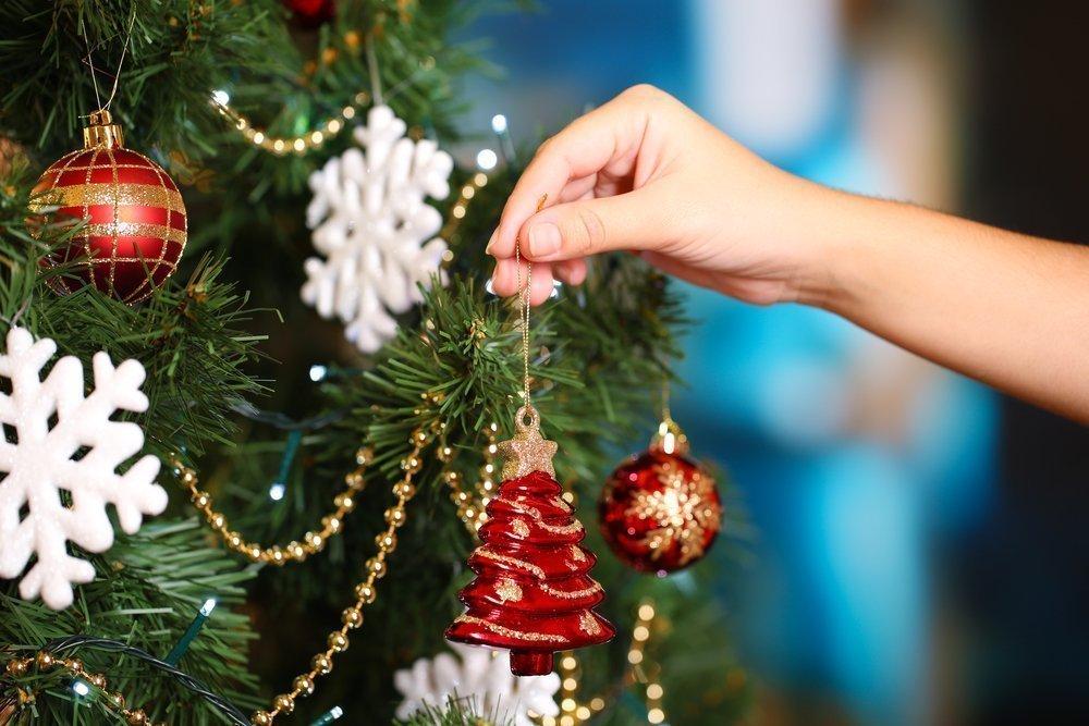 Опасайтесь новогодних украшений