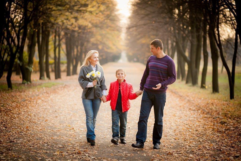 Правила прогулки с выздоравливающими детьми