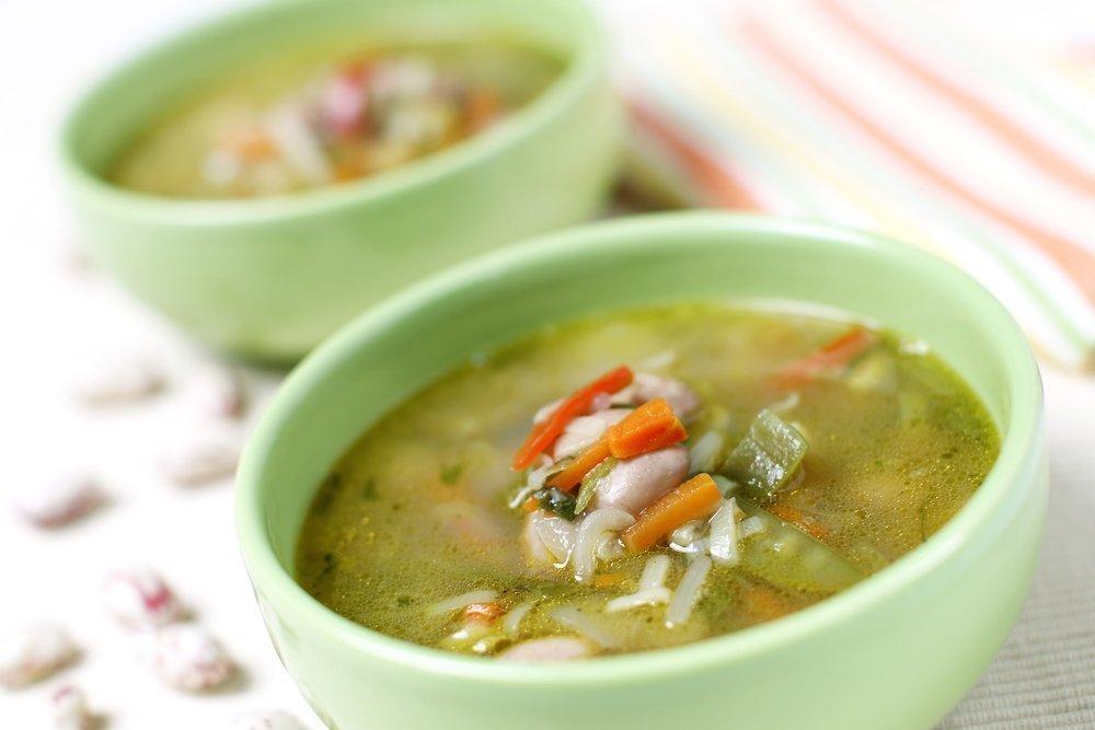 Рецепты диетических супов простых и вкусных