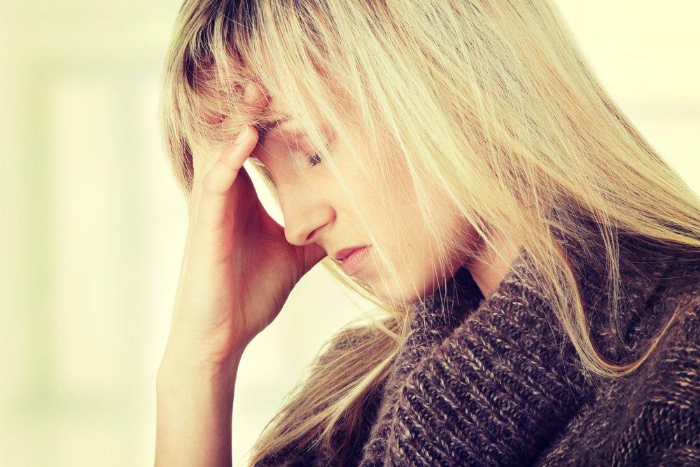 Признаки депрессии на фоне гипотиреоза: тревожность