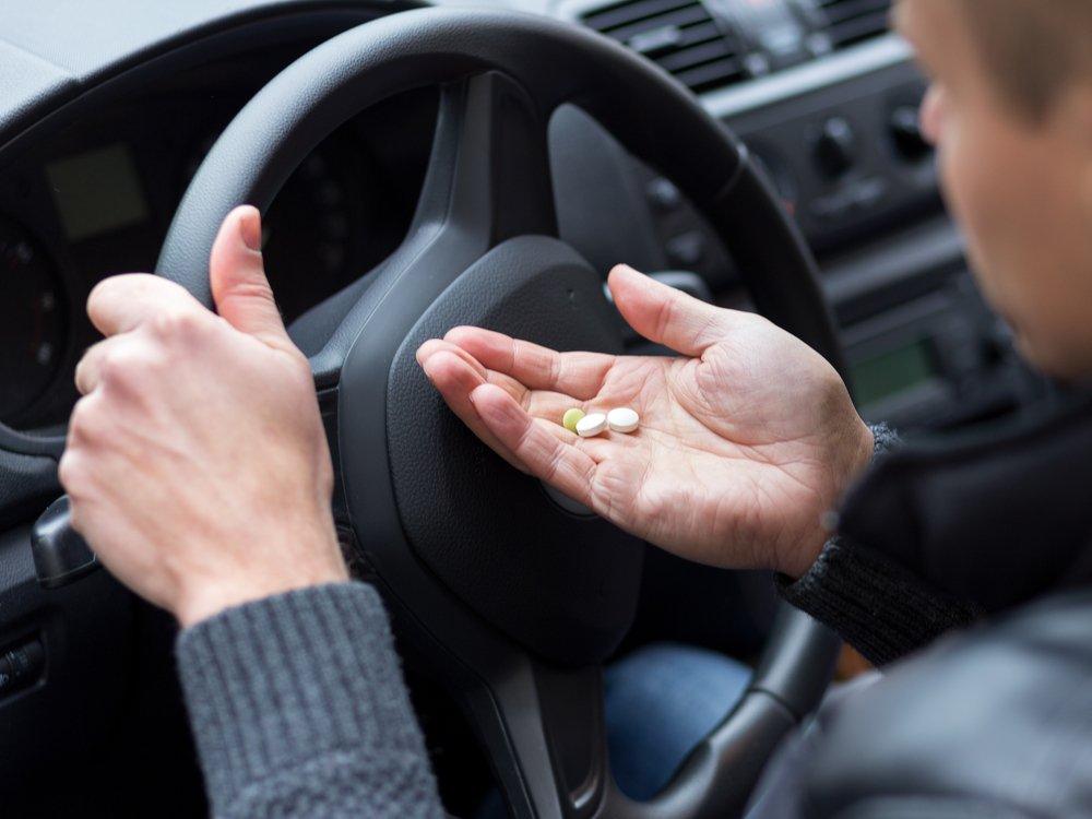 Влияние Аспирина на способность управлять транспортным средством