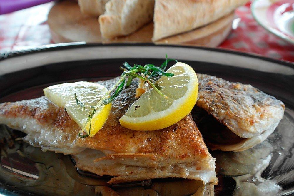Примерное меню рыбной диеты для красоты и похудения