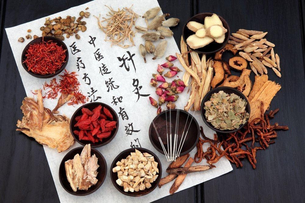 Китай: перамивир, иглы и травы