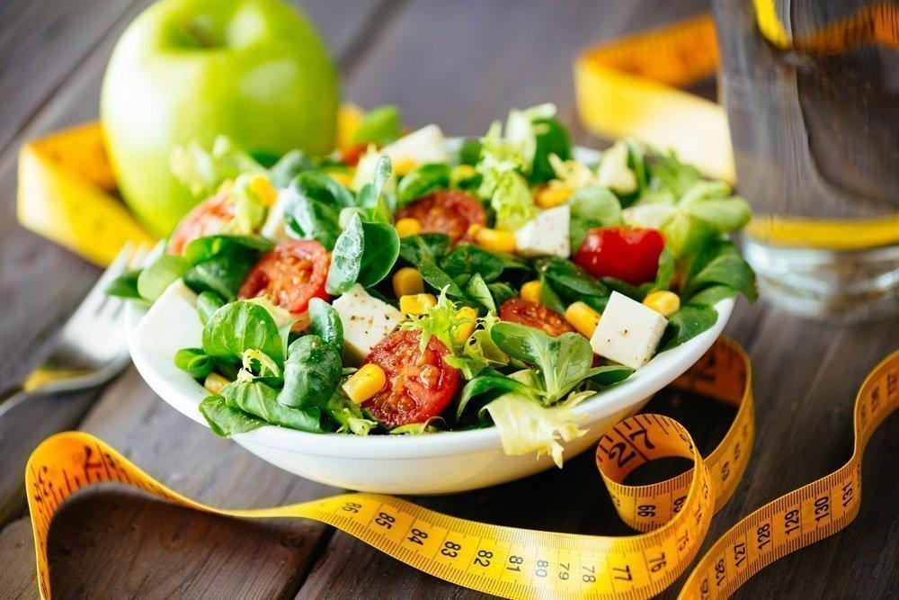 Похудение на салатах: в чем секрет?