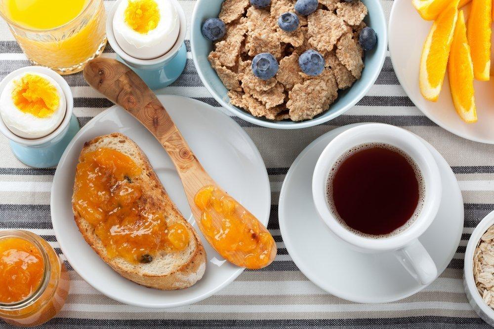 Завтраки в правильном питании: как приготовить?