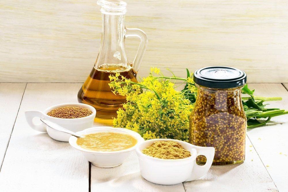 Состав горчичного масла и его воздействие на волосы