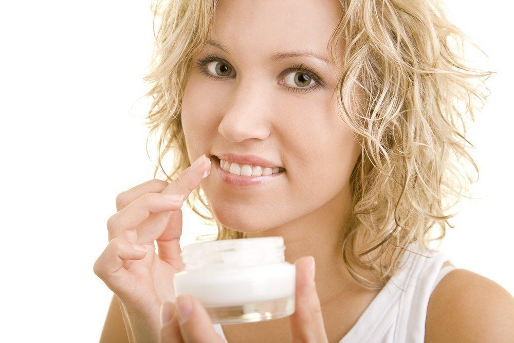 Антивозрастная косметика предотвращает образование морщин