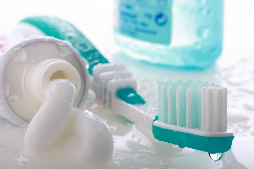 Правильная зубная паста, для правильного ухода за полостью рта