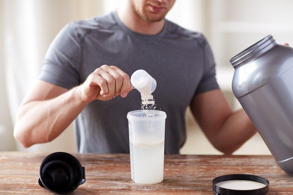 Другие виды спортивного питания: креатин, бустер тестостерона, витамины