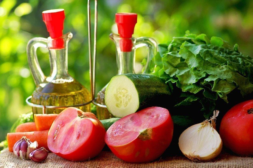 Основные принципы средиземноморской диеты для правильного питания