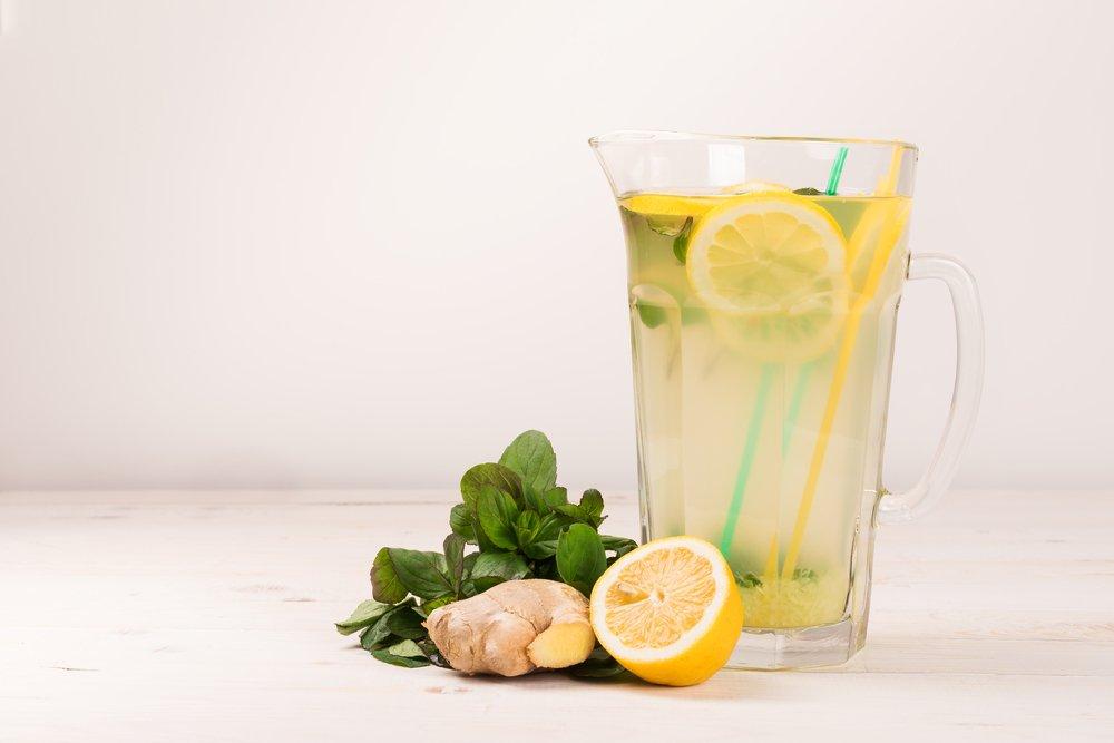 Пятый продукт для почек: лимон