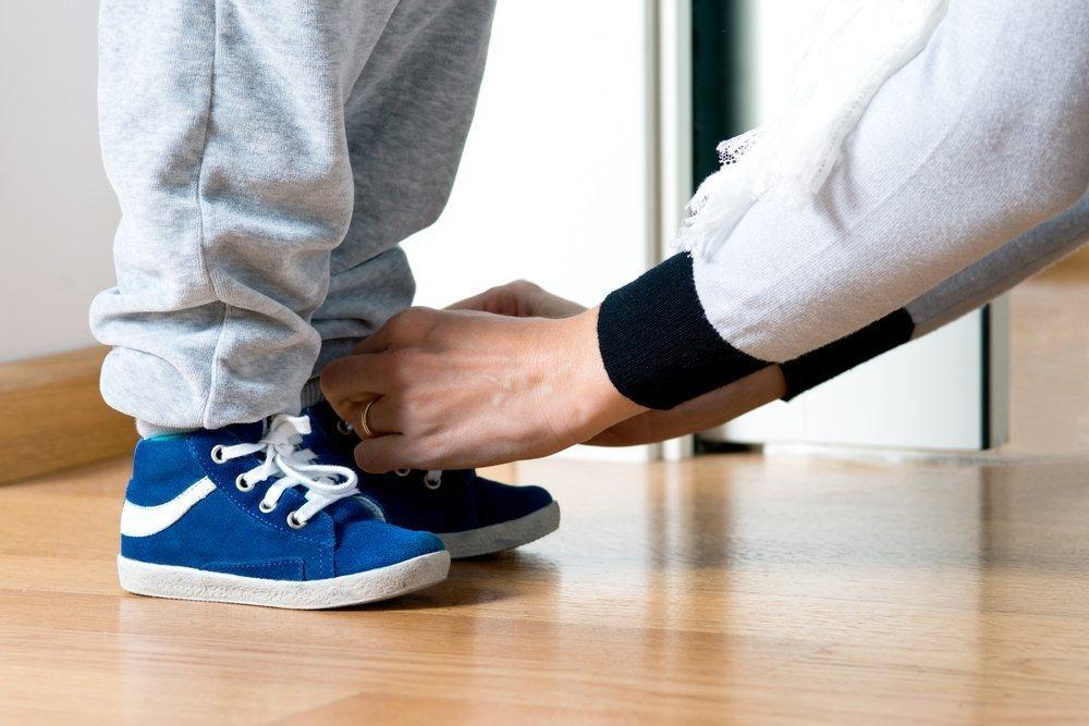 Обувь для детей: размер имеет значение!