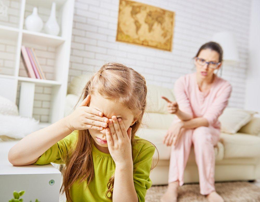 Может ли наказание отразиться на здоровье детей?