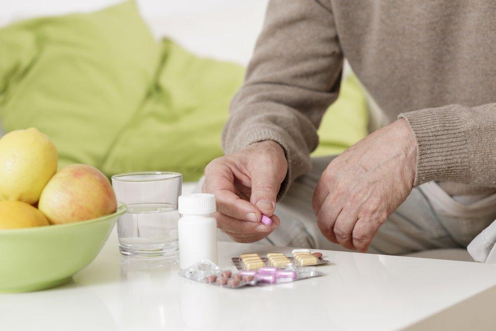 Лекарства и побочные эффекты