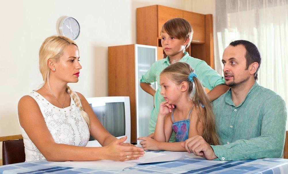 Какие ситуации следует обязательно оговаривать с взрослым?