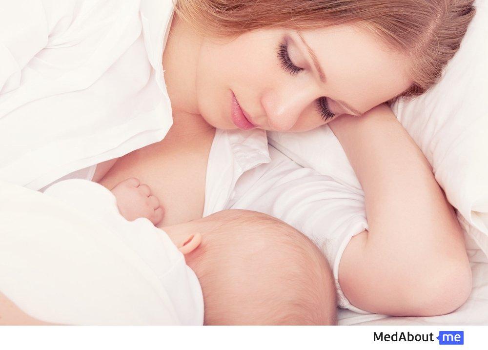 Гепатит у кормящих женщин