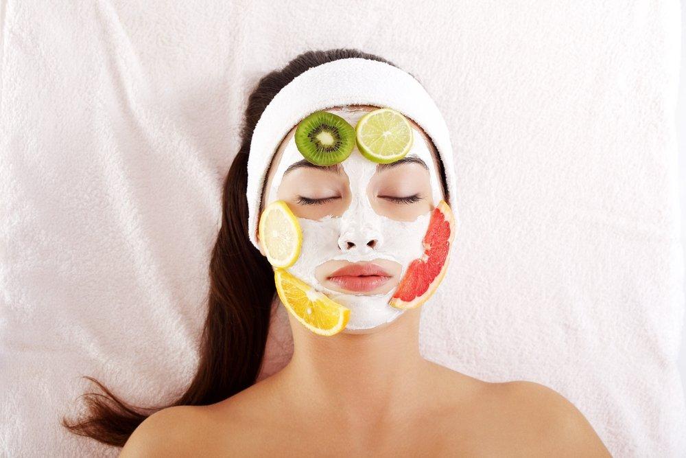 Овощные и фруктовые средства для кожи
