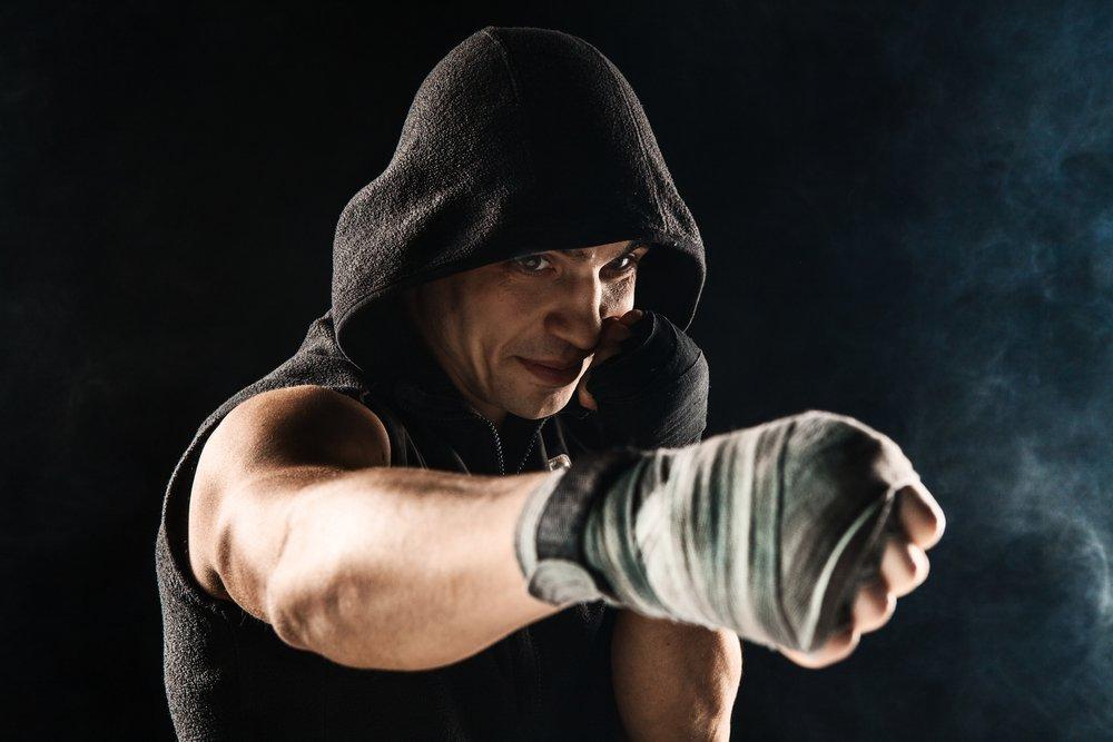 Комплекс упражнений для развития силы удараg