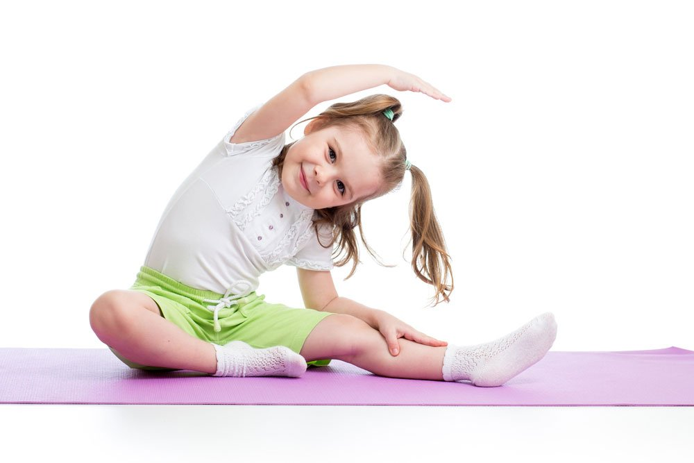 Упражнения при нарушениях осанки