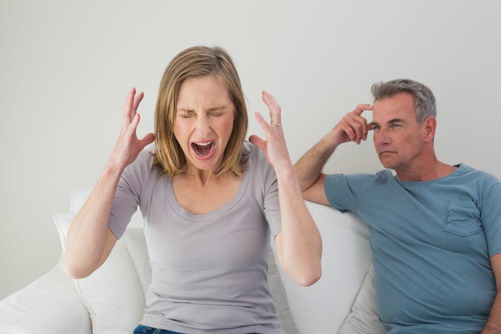 Критические периоды брака и эмоции супругов