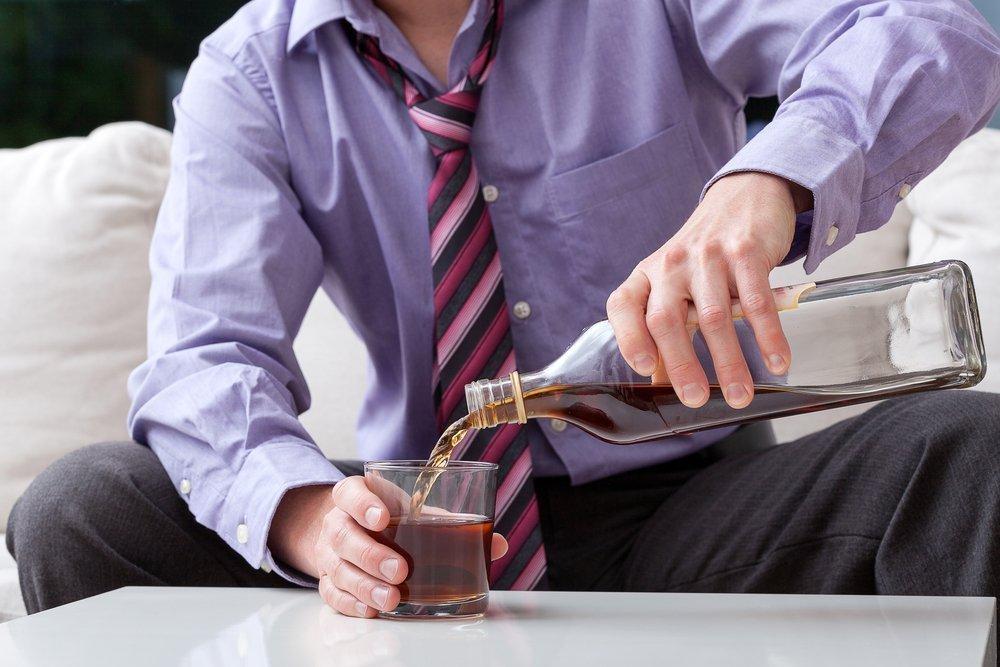 Влияние алкоголя на состояние полости рта