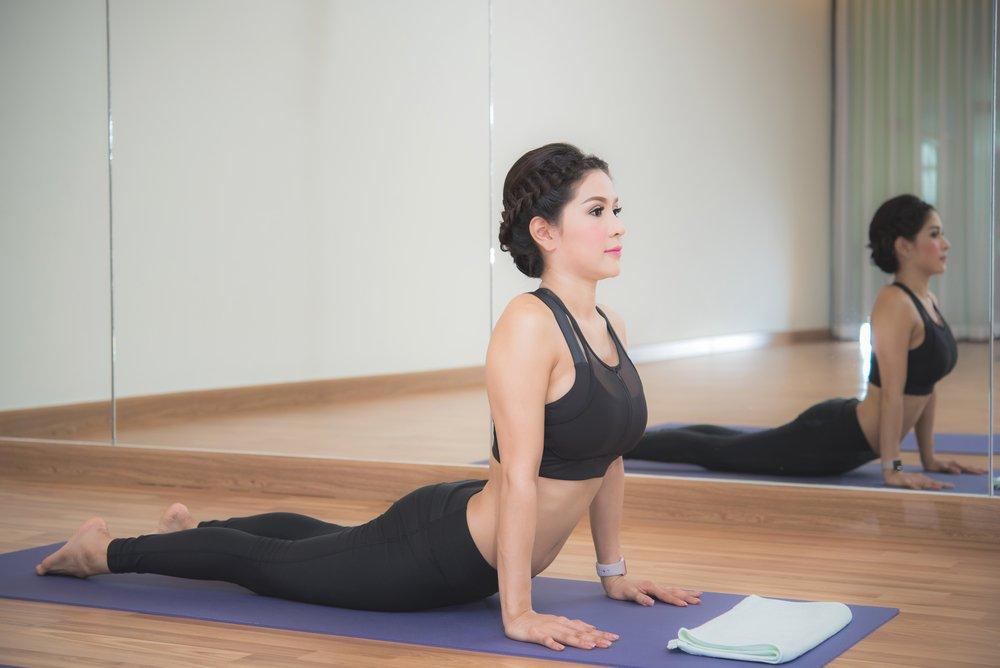 Когда похудеешь от йоги
